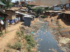 Alarm over pollution of Nairobi River