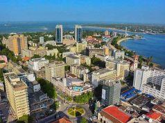 Mchafukoge area