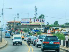 Opebi and Allen Avenue areas
