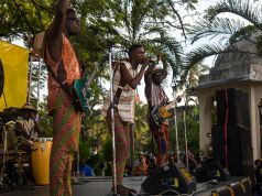 Tanzania artists use music to share awareness on COVID-19