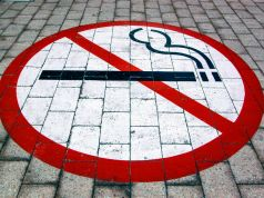 Cigarette ban in South Africa