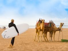 Where to surf on the Moroccan Atlantic coastline