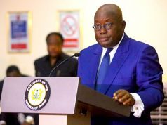 Ghanian President Nana Akufo-Addo wins a second term