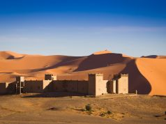 The US formally supports Morrocco's claim to Western Sahara