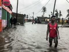 'Cartegory 1' Tropical Cyclone Eloise ravages Mozambique