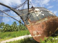 A Brit on the biggest pirate treasure hunt ever in Seychelles