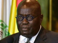 President Nana Akufo-Addo sworn-in for a second term in Ghana
