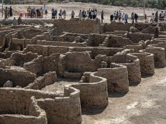 Lost 'Golden city' discovered in Egypt