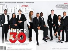 The 2021 Forbes Africa '30 under 30' list is out