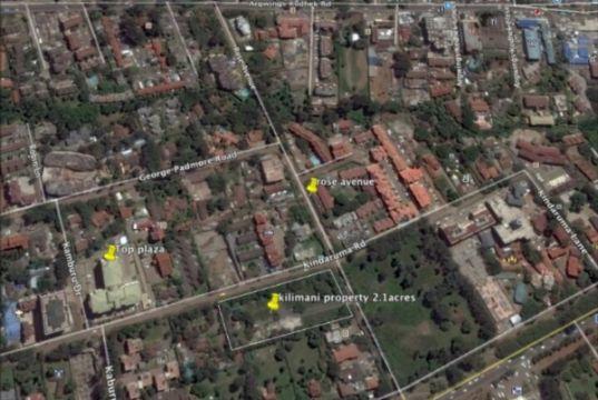 2 acres For sale Kilimani Nairobi