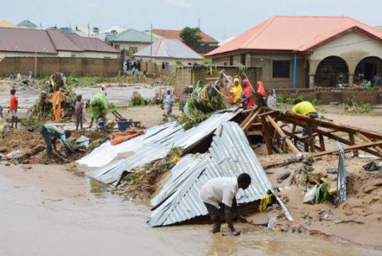 Lagos to demolish properties blocking drainage