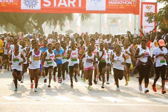 Accra prepares for marathon