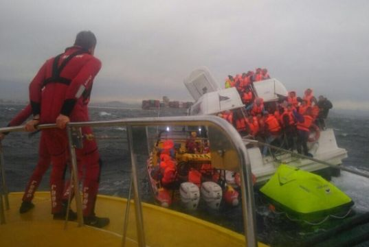 Probe into Robben Island ferry sinking