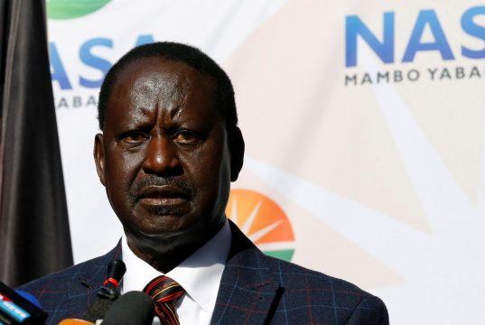 Odinga withdraws from Kenya's election re-run