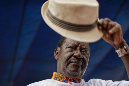 Odinga calls off inauguration ceremony