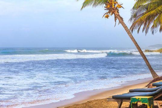 Beaches near Accra
