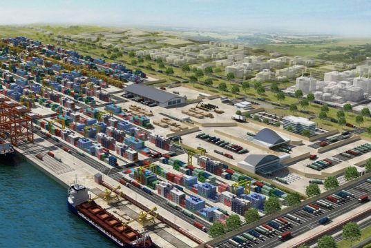 China to build Lagos' Lekki deep sea port