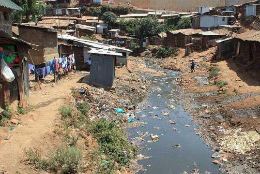 Alarm over pollution of Nairobi River