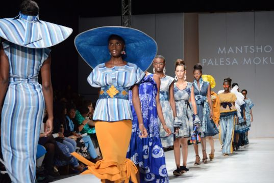 South African Fashion continues to emerge globally