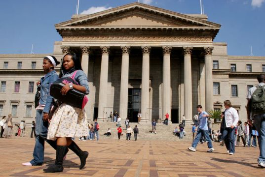 Top Universities in South Africa