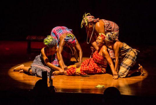 Lagos Theatre Festival marks 7th Edition
