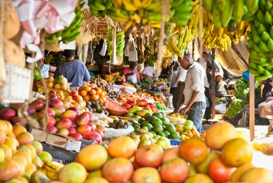 Sustainable Shopping in Nairobi