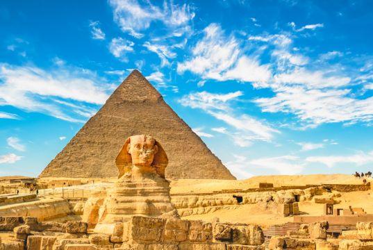 Egypt renovates the oldest pyramid