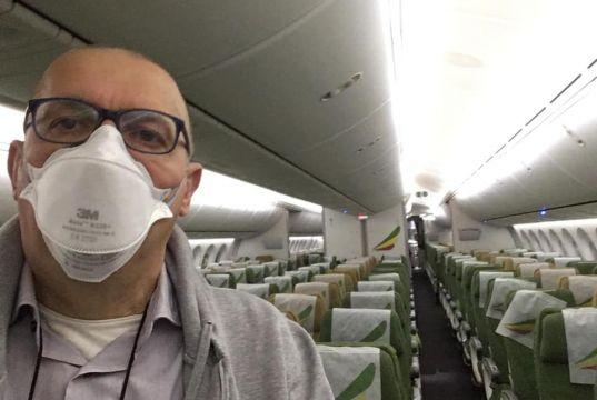 Coronavirus in Africa: Italian doctor leaves family to go and help in Ethiopia