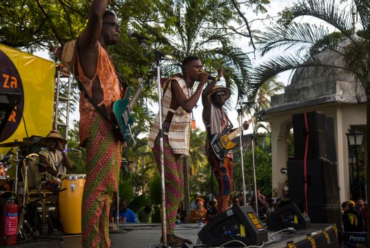 Tanzania artists use music to share awareness on COVID-19