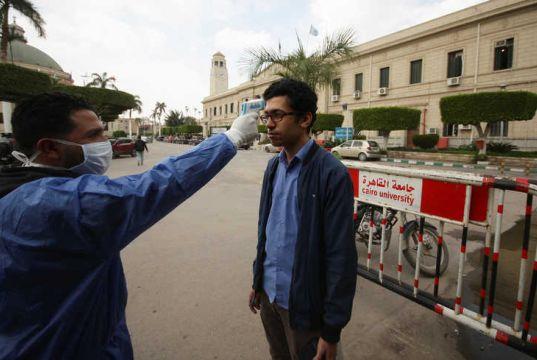 Egypt covid-19 cases rise