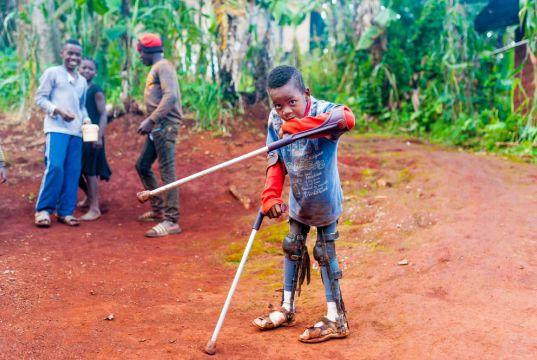 Polio disease eradicated in Africa