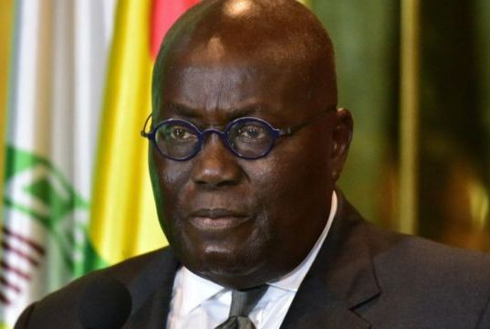 President Nana Akufo-Addo sworn-in for a second term in Ghana