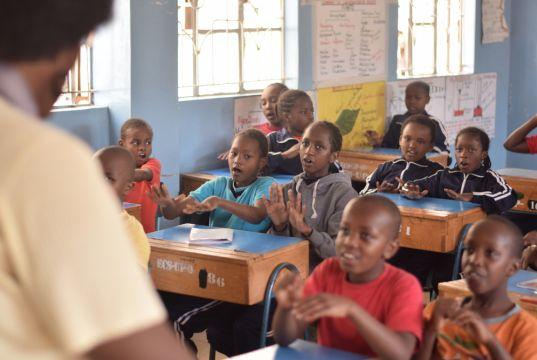Schools reopen in Kenya after nine months