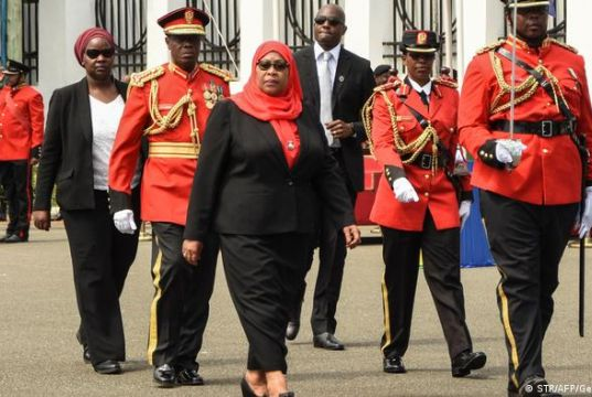Current Female Heads of Government in Africa