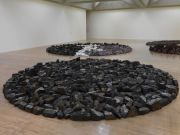 Exhibition by Richard Long