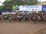 Ngorongoro half marathon in Arusha