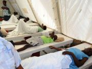 Accra fights cholera outbreak