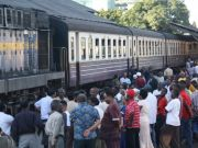 Tanzanians against train fare increases