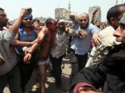 Violent clashes in Cairo leave 11 dead