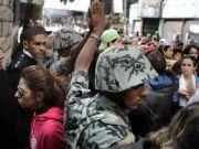 Egyptians vote for new president