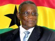 John Atta Mills successor sworn in