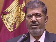 Mursi takes office as Egypt's president