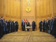 Egypt's new president heads for African summit
