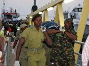 Ferry disaster in Zanzibar