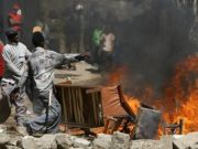 Ethnic violence ahead of Kenyan elections