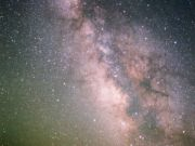 At the Discovery of the Milky Way