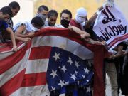 US embassy in Cairo attacked