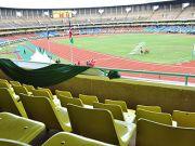 Nairobi's refurbished Kasarani stadium