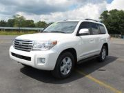 2013 Toyota Land CruiserV8