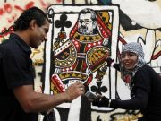 Makeover for Cairo's Tahrir Square